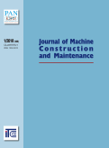 Journal of Machine Construction and Maintenance 1/2018