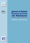 Journal of Machine Construction and Maintenance – Problemy Eksploatacji 1/2017