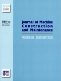 Journal of Machine Construction and Maintenance – Problemy Eksploatacji 3/2017